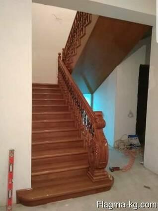 Лестницы и тапчаны