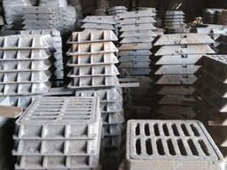 Ливневые решетки оптом и в розницу от завода производителя