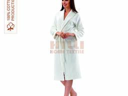 Махровый халат от производителя