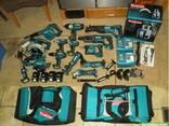 Makita LXT1500 18 вольт Li-Ion 15-Pieces Combo kit Tools - фото 1