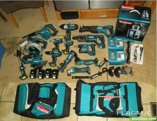 Makita LXT1500 18 вольт Li-Ion 15-Pieces Combo kit Tools