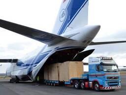 Международные Авиа-перевозки