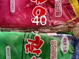 Мочалки варишки, корейские