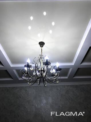Монтаж электрики в вашем доме, квартире, даче, офисе , бане от компании Remart.
