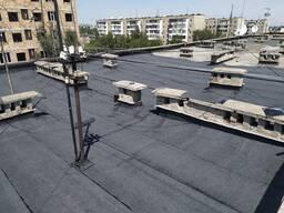 Мягкая кровля ремонт крыши