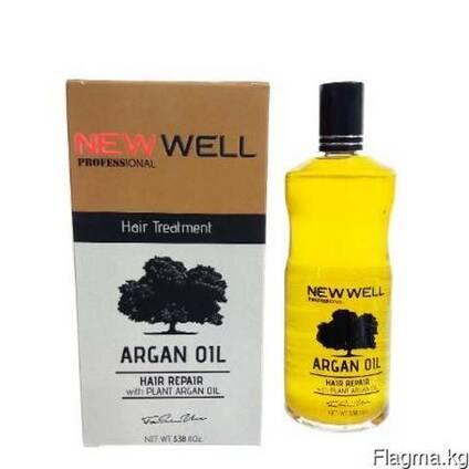 New Well Argan Oil 100 ml - New Well Масло Арган 100 мл