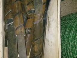Ножи и запчасти к станками секти рабицы