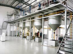 Оборудование для вытопки, плавления животного жира сырца, сала в пищевой и технический жир