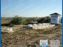 Очистные сооружения сроком более 50 лет и с гарантией в Оше - фото 7