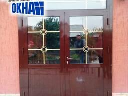 Окна и двери фирмы Грюндер производство Россия