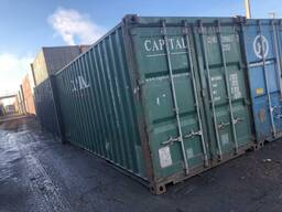 Покупка контейнеров