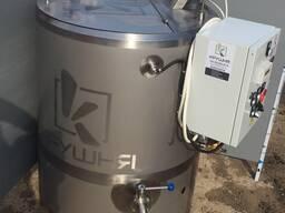Пастеризатор молока (100-1000 литров)