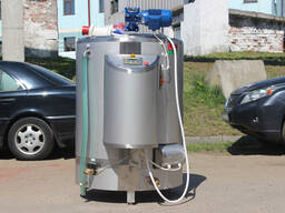 Пастеризатор молока стационарный пс-600