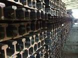 Подержанные рельсы лома R50-65 - photo 5