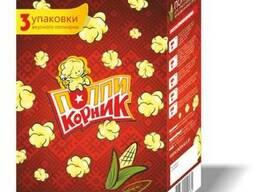 Поиск дистрибьюторов попкорна для микроволновых печей