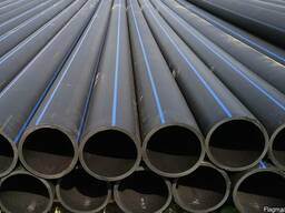 Полиэтиленовые трубы HDPE100 для водоснабжения и орошения
