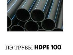 Полиэтиленовые трубы, трубы полиэтиленовые, пластиковые труб