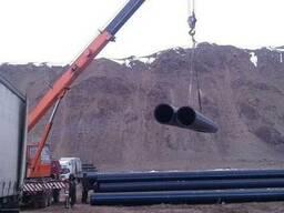 Полиэтиленовые трубы для водоснабжения и орошения
