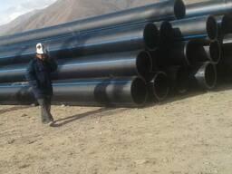 Полиэтиленовые трубы и фитинги HDPE 100