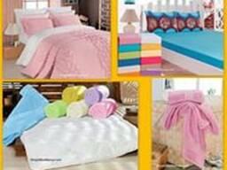 Текстиль, постельное бельё