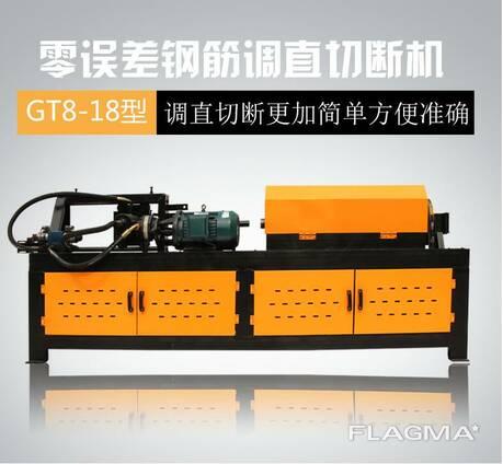 Правильно-отрезной станок для арматуры 8-13мм 4-12мм 10-16мм