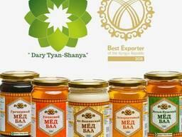 Купить мёд оптом и в розницу, экспорт