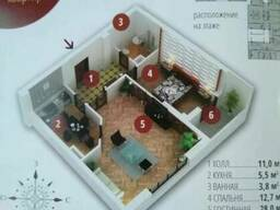 Продаю две 2-х комнатные квартиры