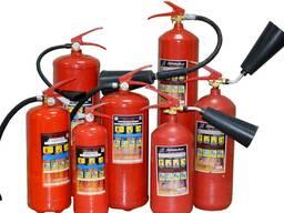 Продажа огнетушителей и противопожарного оборудования по самым низким ценам, в любую точку