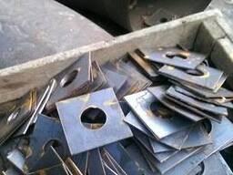 Производим закладные детали –пластины, плиты, шайбы 20мм