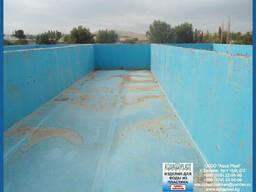 Промышленные резервуары для накопления и хранения воды