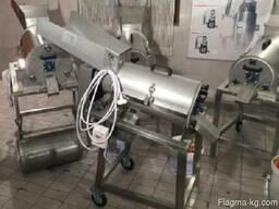 Протирочная машина для фруктов, овощей и ягод 1-2 т/час - фото 2
