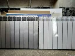Радиаторы отопительные алюминиевые, биметаллические - фото 1