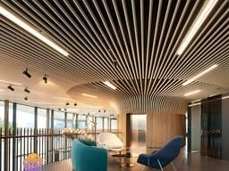 Реечные потолки от Форвард Билд