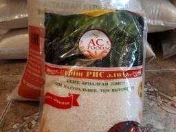 Рис шлифованный