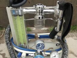Ручной наркозно-дыхательный аппарат