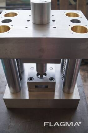 Stamp for bending, engineering project