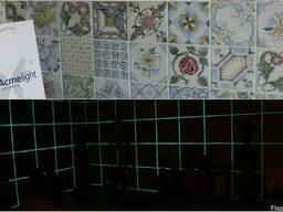Светящаяся затирка для швов AcmeLight Grout, 1кг - фото 5