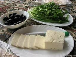 Сыр рассольный натуральный Лори, произ-во Армения