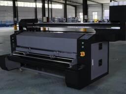 Текстильные принтеры для прямой печати на ткани.