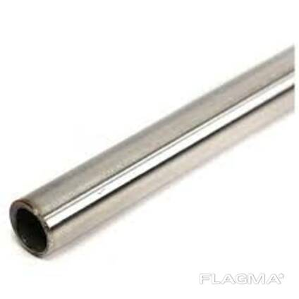 Труба нержавеющая 38х2 мм. 06ХН28МДТ бесшовная, круглая, мат