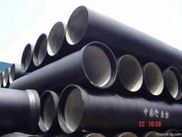 Трубы чугунные (С ЦПП, Без ЦПП) 80 мм ВЧШГ ТУ 1461-037-50254