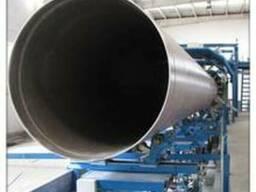 Трубы GRP DN-1200мм/PN-1атм/SN-10000 Н/м2 - фото 1