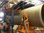 Трубы GRP DN-450мм/PN-10атм/SN-10000 Н/м2 - фото 1