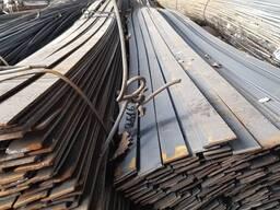 Тяжелая стальная полоса 40 мм.
