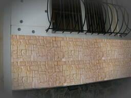 Утепление и отделка любых фасадов под натуральный камень.
