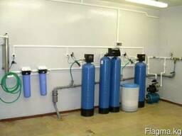Водоподготовка. Умягчение, обезжелезивание воды.