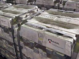 Алюминий первичный А-7 | алюминиевая чушка ГОСТ из России