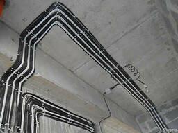 Замена эл. проводки; Поиск коротких замыканий, обрывов;
